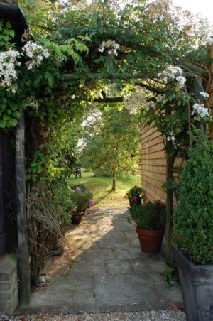 17. Pathway From Car Park To Garden
